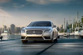 Lincoln Continental Matrix 2017 Lincoln Continental Reviews And Rating Motor Trend