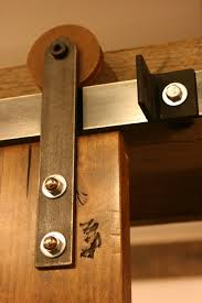 How To Make Your Own Barn Door by Make Your Own Barn Door Hardware Cool How To Make A Sliding