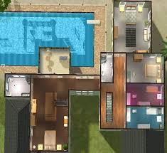 Beach Houses Floor Plans Modern Beach House House Plans House And Home Design