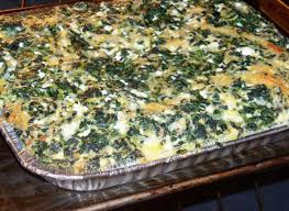 thanksgiving side baked spinach nicki woo