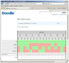 doodle open poll doodle alternatives and similar software alternativeto net