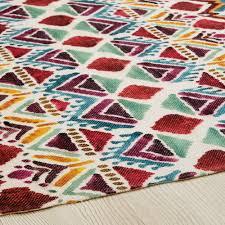 tappeto etnico tappeto etnico multicolore stato 80x200cm maisons du monde