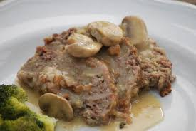 my story in recipes meatloaf with mushroom gravy