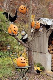 outdoor halloween decorations diy