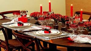 Elegant Table Settings by Elegant Christmas Table Settings