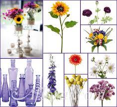 sunflower wedding centerpieces katie u0027s inspiration board
