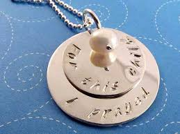 mothers necklace with names pregnancy necklaces for the to be