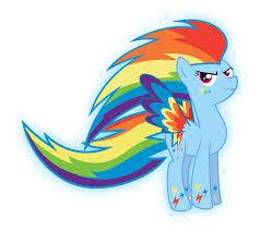rainbow power rainbow dash commission by xebck on deviantart