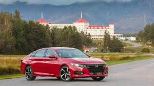 vintage honda accord 2018 honda accord first drive review can this all new family car