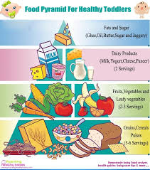 food pyramid and vegetarian balanced diet for your super healthy