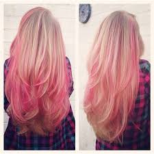 pink highlighted hair over 50 image result for how to do pink highlights hair styles