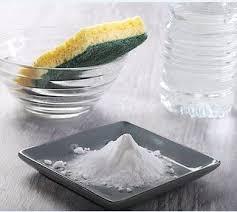 bicarbonate de soude canapé nettoyage maison dans le respect de l environnement avec le
