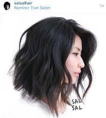 lob haircut dark wavy hair 89 best to bob or lob hair inspiration images on pinterest