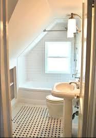 small attic bathroom ideas small space living 12 creative ways to use an attic space attic