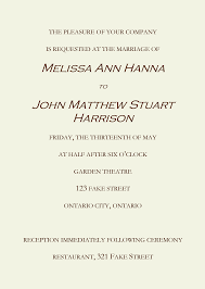invitation to wedding ceremony wording concept wedding invitation