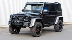 jeep modified classic 4x4 brabus has tuned the g500 4x4 squared oh my top gear