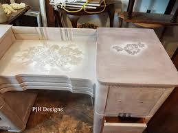 Art Deco Furniture Designers by Pjh Designs Hand Painted Antique Furniture Lavender Dreams