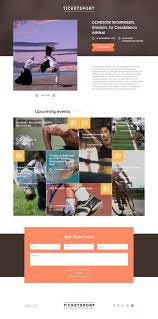 208 best landing page templates images on pinterest page