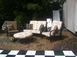 Better Homes And Gardens Outdoor Furniture Cushions by Better Homes And Gardens Outdoor Furniture Brown Wooden Garden