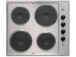 cuisine electrique table de cuisson électrique 4 foyers far te42x 13 far vente de