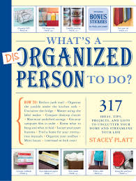 what s a disorganized person to do workman publishing download high res image