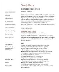 resume summary examples entry level resume example and free