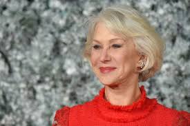 let u0027s all embrace helen mirren u0027s attitude to beauty and aging