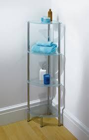Storage For Bathroom by Bathroom Corner Shelf Home Act