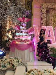 wedding cake surabaya jelly cake decoration