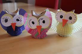 paper owl craft laura williams