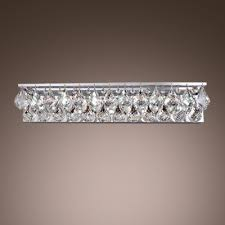 bathroom crystal light fixtures crystal chandelier for sparkling rooms home decorating tips intended