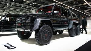 lamborghini urus 6x6 the 690bhp 6x6 brabus b63s is here top gear