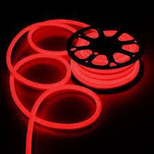 50ft led flex neon light in outdoor valentine xmas wedding