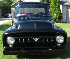 1953 ford truck parts 1953 ford f100 truck restoration