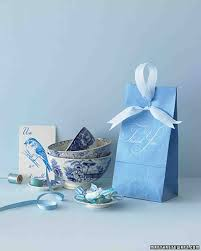 wedding colors blue and white martha stewart weddings
