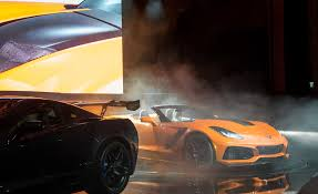 2019 chevrolet corvette zr1 convertible pictures photo gallery