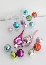 mini pink ornaments decorations afloral