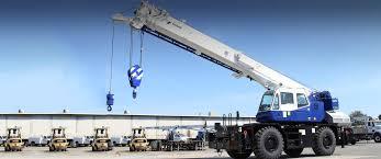 equipment crane division