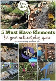 Backyard Play Ideas by 79 Best Backyard Ideas Images On Pinterest Backyard Playground