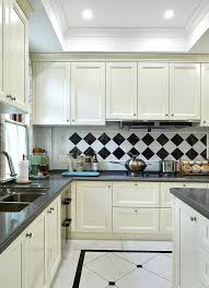 white kitchens with white appliances black and white kitchen cabinets view in gallery best black and
