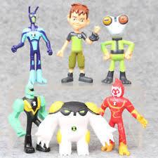 action figure ben 10 toys ebay