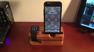 best charging station best apple watch iphone dock review jelly comb bamboo charging