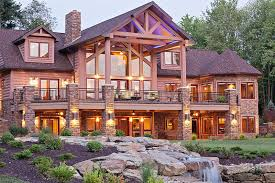 custom log home floor plans wisconsin log homes jackson version ii log homes cabins and log home floor plans