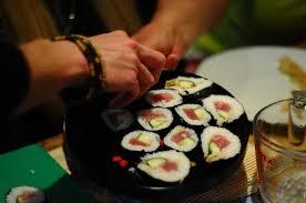 cuisine sur cours st etienne les cours de sushis à etienne cuizin sur cours