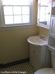 ideas for small bathrooms makeover small bathroom makeover southern