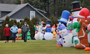 christmas inflatables guide to the best yard inflatables yard