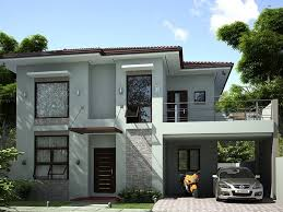 simple two storey house design 2 storey simple modern house 4 home ideas