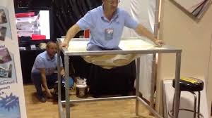 Home And Design Shows Stretch Ceilings Demo Home And Design Show Calgary Ab 2015 Youtube