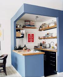 what color to paint a small kitchen with white cabinets bold swoon worthy color ideas for small kitchens