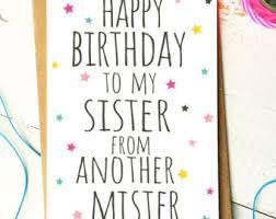 Happy Birthday Best Friend Meme - birthday card friend etsy
